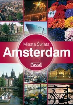Miasta Świata - Amsterdam PASCAL