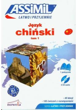 Chiński łatwo i przyjemnie T.1 + CD ASSIMIL