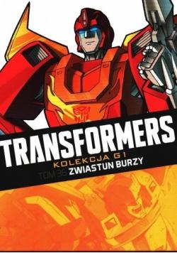 Transformers Tom 36 Zwiastun Burzy