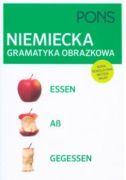 Gramatyka obrazkowa niemiecka PONS