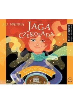 Jaga Czekolada i Baszta czarownic. Audiobook