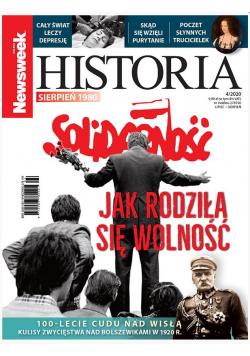 Newsweek Polska Historia 4/2020