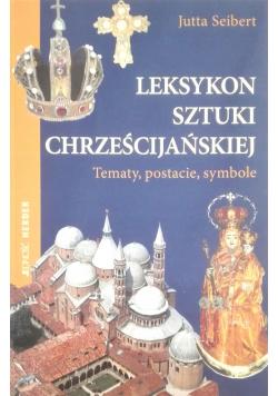 Leksykon sztuki chrześcijańskiej