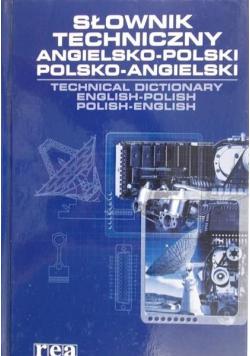 Słownik techniczny angielsko polski polsko angielski