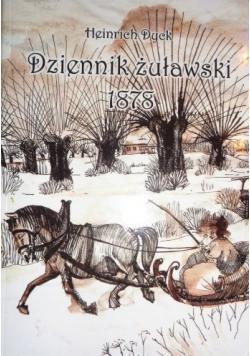 Dziennik żuławski 1878