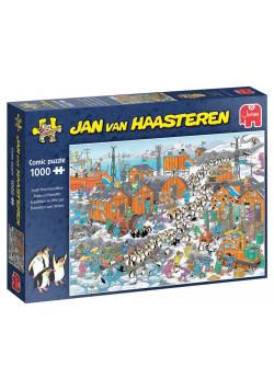 Puzzle 1000 Haasteren Ekspedycja na biegun płd G3