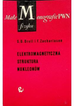 Elektromagnetyczna struktura nukleonów