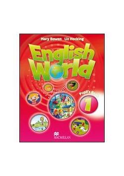 English World 1 SB MACMILLAN