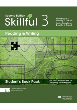 Skillful 2nd ed. 3 Reading & Writing SB +WB online