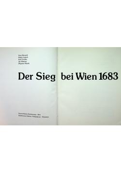 Der Sieg bei Wien 1683