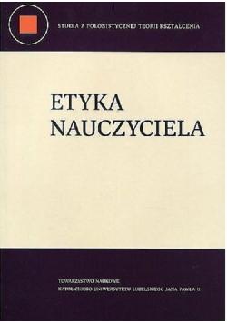 Etyka nauczyciela / KUL