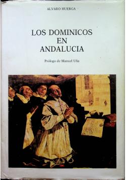 Los Dominicos en Andalucia