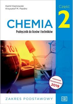 Chemia LO 2 podręcznik ZP NPP w 2020 OE