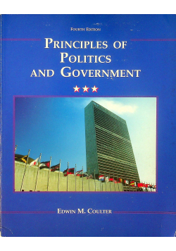 Principles of Politics and Government