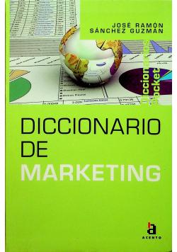 Diccionario de Marketing