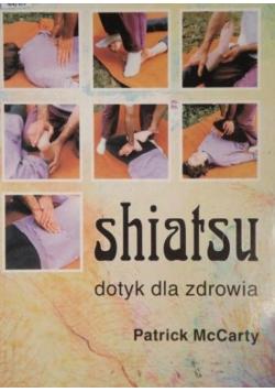 Shiatsu dotyk dla zdrowia