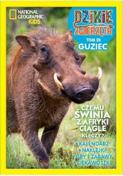 Dzikie zwierzęta T.23 Guziec