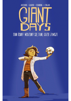 Giant Days Tom 8 nowa