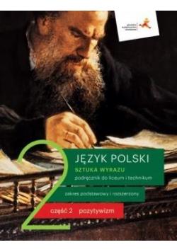 J. Polski LO 2 Sztuka wyrazu cz.2 podr. ZPR w.2020