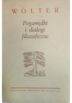 Pogawędki i dialogi filozoficzne
