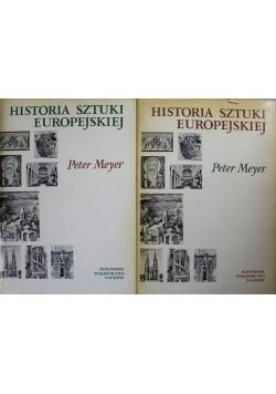 Historia Sztuki Europejskiej 2 tomy