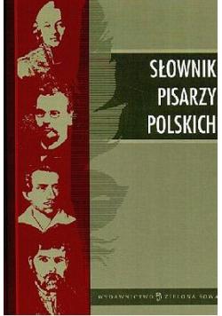 Słownik pisarzy polskich