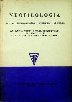 Neofilologia