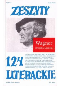 Zeszyty literackie 124 4/2013