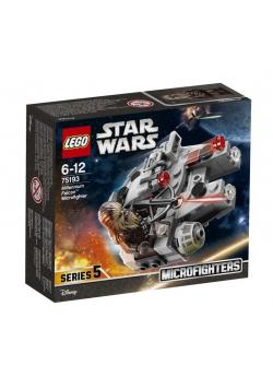 Lego STAR WARS 75193 Sokół Millennium