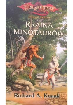 Zaginione opowieści Tom IV Kraina Minotaurów