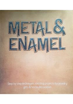 Metal & Enamel