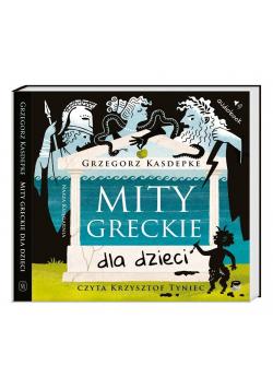 Mity greckie dla dzieci CD