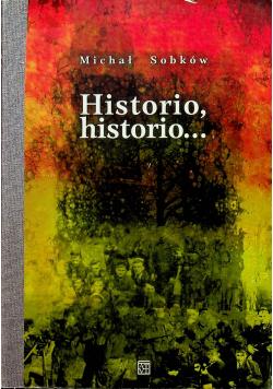 Historio historio