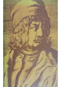 Filozofia i teoria piękna Marsilia Ficina