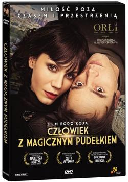 Człowiek z magicznym pudełkiem DVD