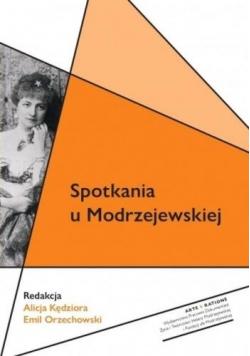 Spotkania u Modrzejewskiej