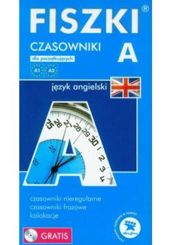 Fiszki język angielski czasowniki