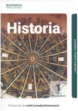 Historia 1 Podręcznik Część 2 Średniowiecze Zakres podstawowy