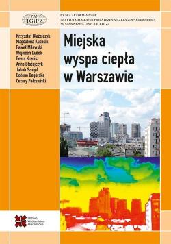 Miejska wyspa ciepła w Warszawie