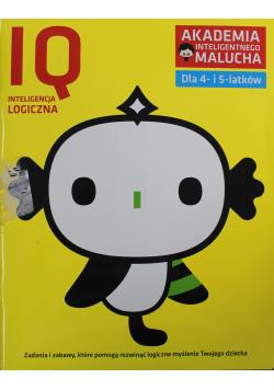 IQ inteligencja logiczna dla 4 5 latków