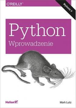 Python. Wprowadzenie. Wydanie V