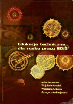 Edukacja techniczna na rynku pracy 2013