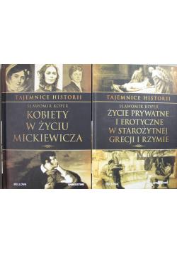 Kobiety w życiu Mickiewicza / Życie prywatne i erotyczne w starożytnej Grecji i Rzymie