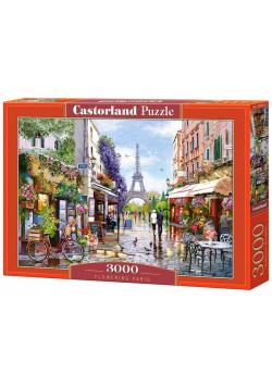 Puzzle 3000 Fowering Paris CASTOR