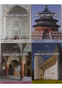 Arcydzieła światowej architektury Tom I - IV