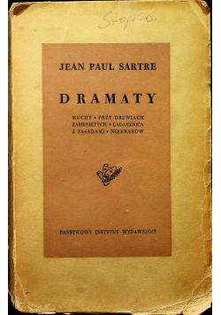 Sartre Dramaty