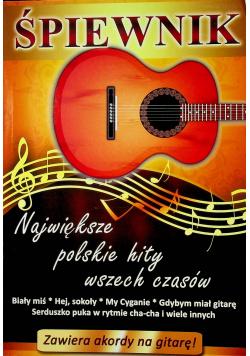Śpiewnik Największe polskie hity wszech czasów