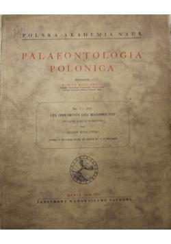 Palaeontologia polonica nr 7