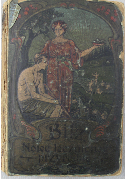 Nowe lecznictwo przyrodne 1910 r.