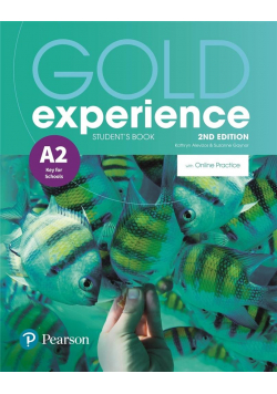 Gold Experience 2ed A2 SB + online PEARSON